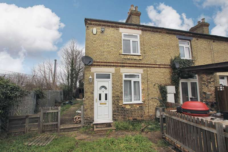 2 Bedrooms End Of Terrace House for sale in Lawrence Road, Biggleswade, SG18