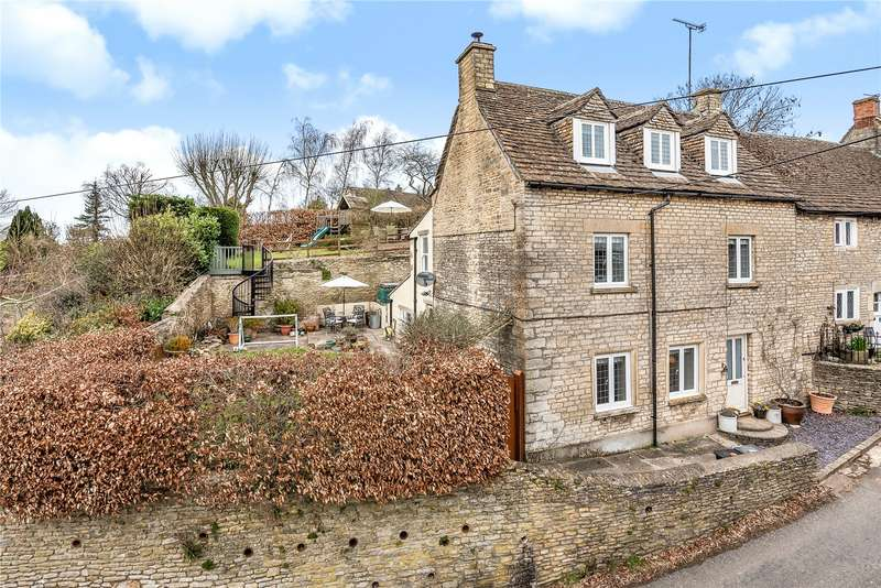 4 Bedrooms Semi Detached House for sale in Brook Hill, Sherston, Malmesbury, SN16