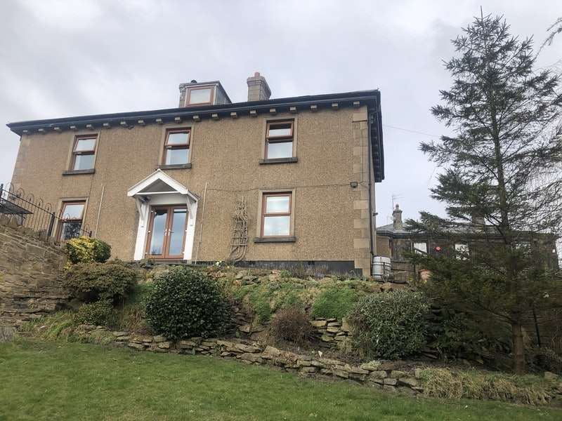 4 Bedrooms Detached House for sale in Stainland Road, Holywell green, Halifax, West Yorkshire, HX4