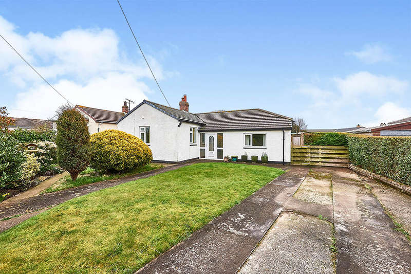 2 Bedrooms Detached Bungalow for sale in Old Shore Road, Drigg, Holmrook, Cumbria, CA19
