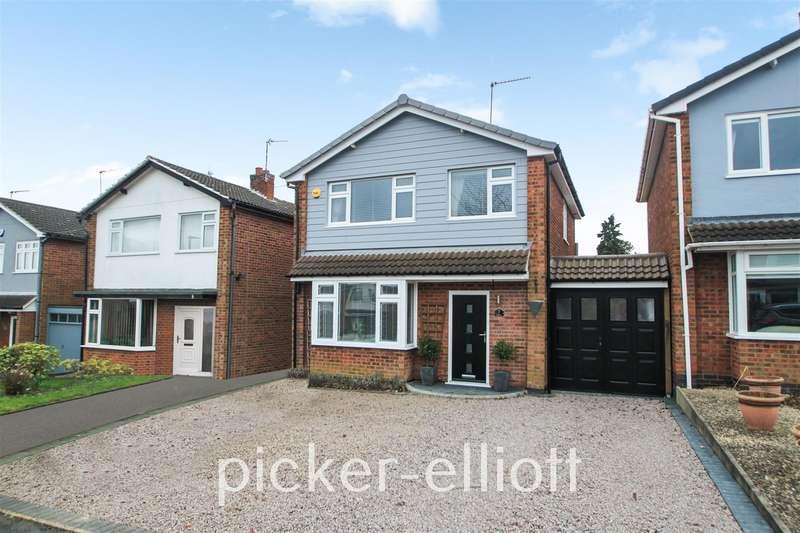 3 Bedrooms Detached House for sale in Farneway, Hinckley