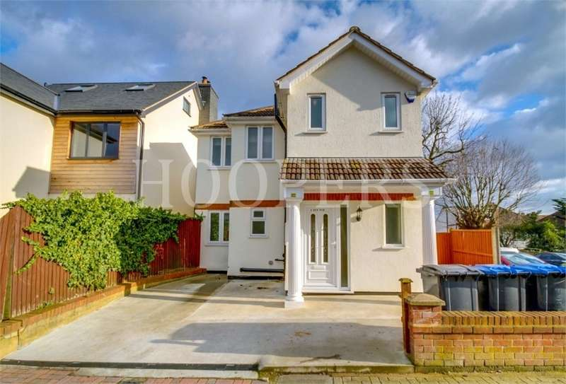 4 Bedrooms Detached House for sale in Dollis Hill Avenue, London