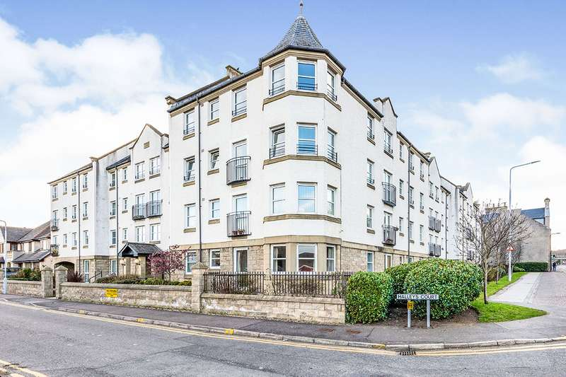 2 Bedrooms Apartment Flat for sale in Sandford Gate, 1 Halley's Court, Kirkcaldy, Fife, KY1