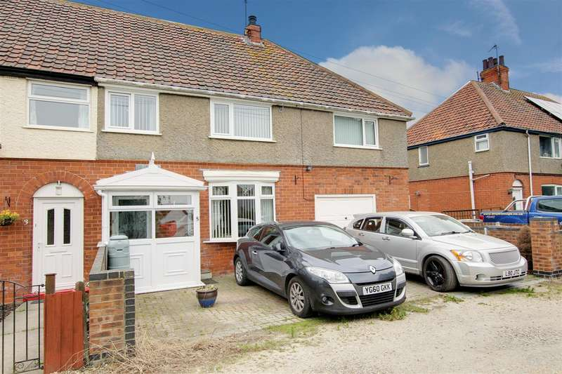 4 Bedrooms End Of Terrace House for sale in Tennyson Avenue, Mablethorpe