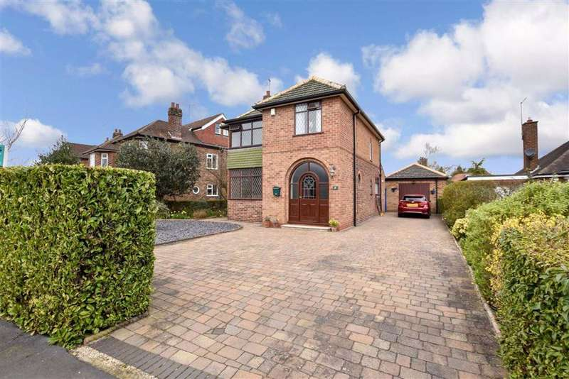 4 Bedrooms Detached House for sale in Lynwood Avenue, Anlaby, East Riding Of Yorkshire