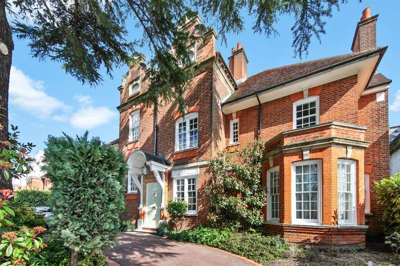 8 Bedrooms Detached House for sale in Edgehill Road, Ealing, London, W13 8HW