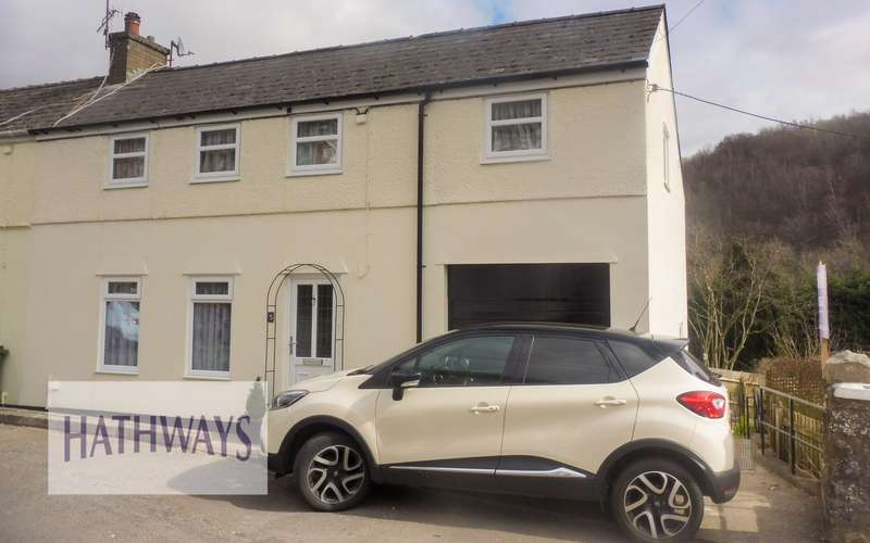 3 Bedrooms Property for sale in Ffrwd Road, Pontypool