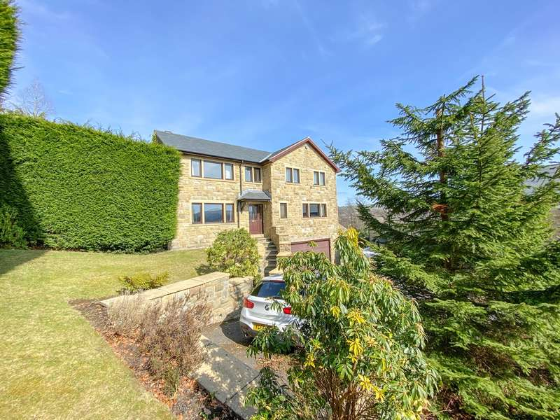5 Bedrooms Detached House for sale in Oaklands Close, Holmfirth, HD9