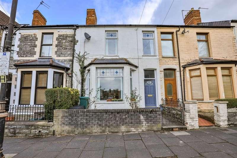 4 Bedrooms Terraced House for sale in Windsor Road, Penarth