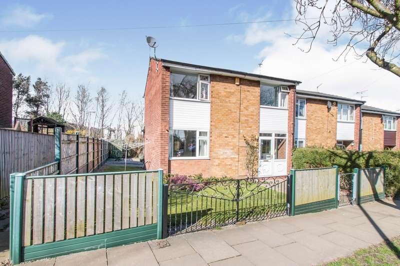 3 Bedrooms End Of Terrace House for sale in Glen Road, Morley, Leeds, West Yorkshire, LS27