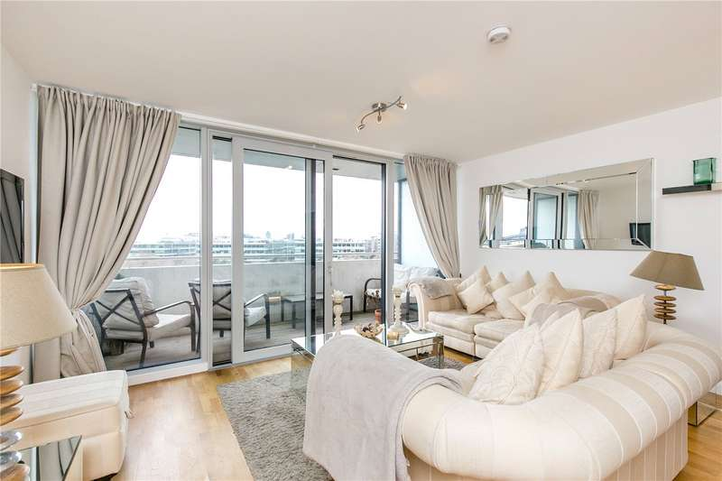2 Bedrooms Flat for sale in Colonial Drive, Chiswick, London, W4