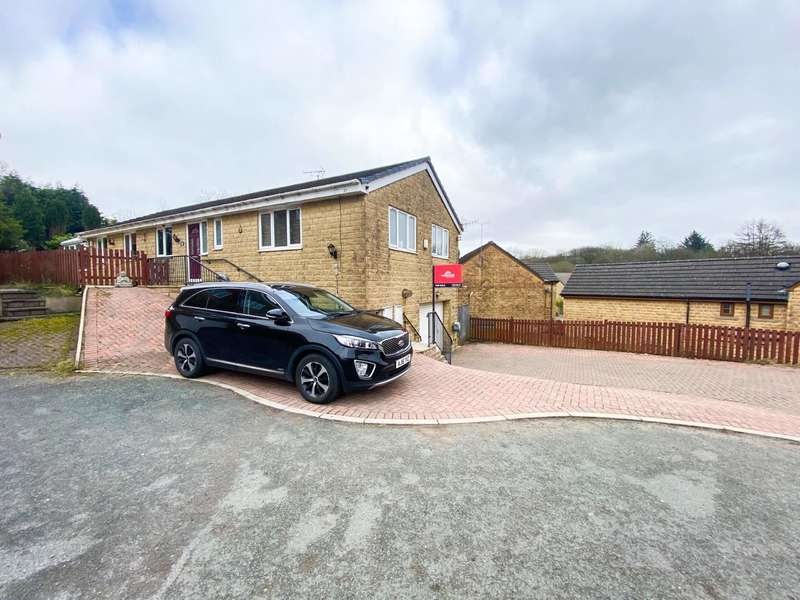 4 Bedrooms Detached Bungalow for sale in Nicola Close, Weir, Bacup, Rossendale