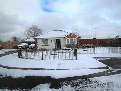 4 Bedrooms Detached Bungalow for sale in Amphion Mews, West Bromwich