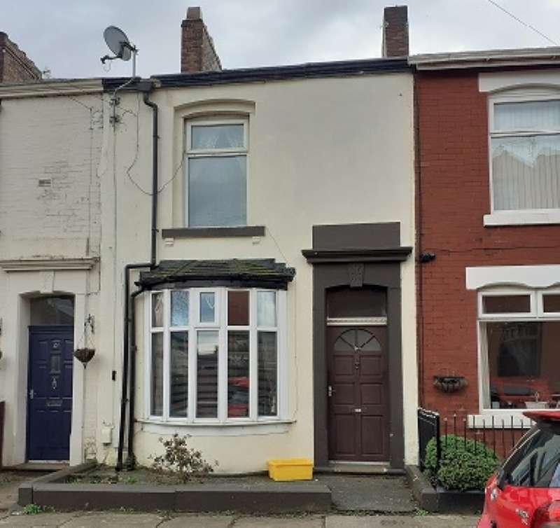 2 Bedrooms Terraced House for sale in 23 Penzance Street, Blackburn, Lancashire