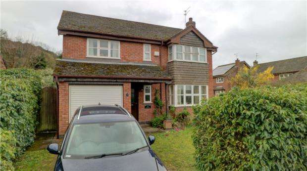 4 Bedrooms Detached House for sale in The Homestead, Mountsorrel, Loughborough
