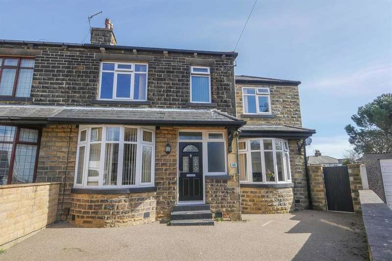 4 Bedrooms Semi Detached House for sale in Duckett Grove, Pudsey, LS28