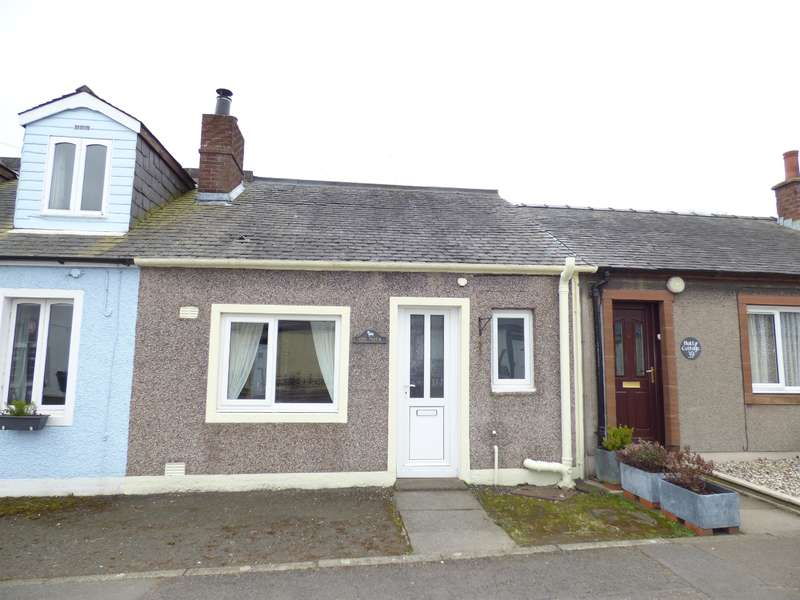 2 Bedrooms Terraced House for sale in Main Street, Springfield, Gretna, DG16 5EJ
