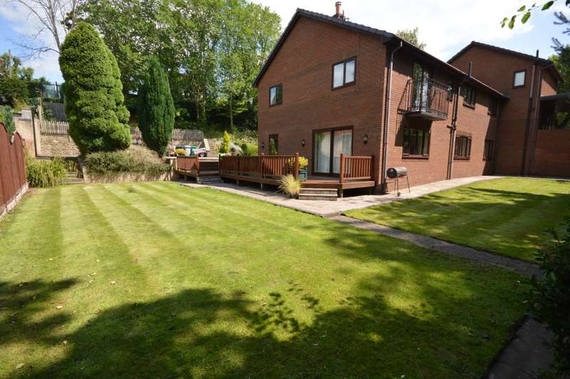 6 Bedrooms Detached House for sale in Manor Avenue, , Crewe, CW2 8BD
