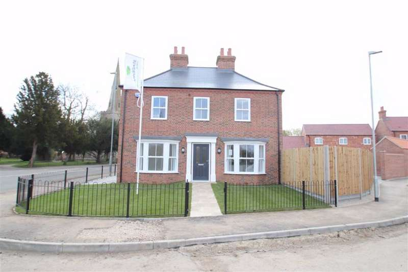 4 Bedrooms Detached House for sale in Station Road, Sutterton, Boston