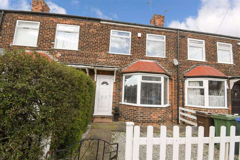 2 Bedrooms Terraced House for sale in Bedford Road, Hessle, East Riding Of Yorkshire