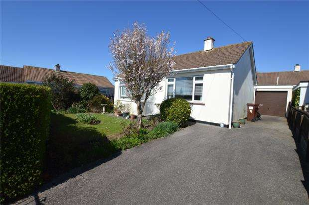 2 Bedrooms Detached Bungalow for sale in Boscarn Close, Barripper, Camborne, Cornwall