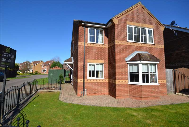 4 Bedrooms House for sale in Primrose Way, Cleethorpes, DN35