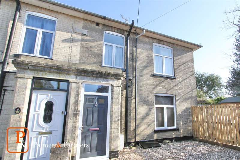 3 Bedrooms Semi Detached House for sale in Fairfield Hill, Stowmarket