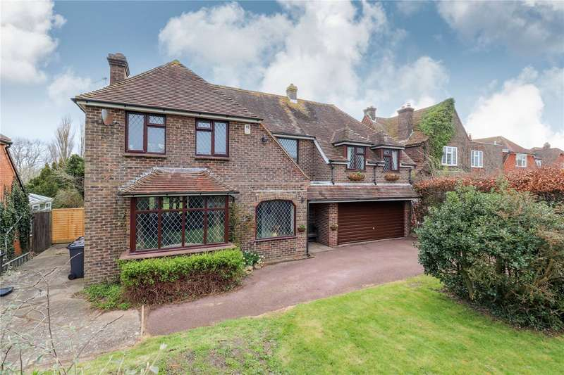 4 Bedrooms House for sale in Wannock Road, Willingdon, Polegate, East Sussex, BN26