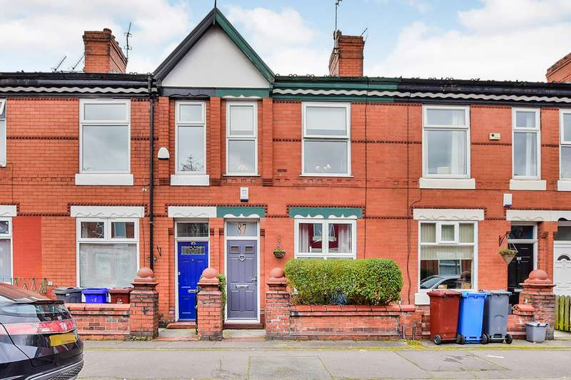 2 Bedrooms House for sale in Horton Road, Manchester, Greater Manchester, M14