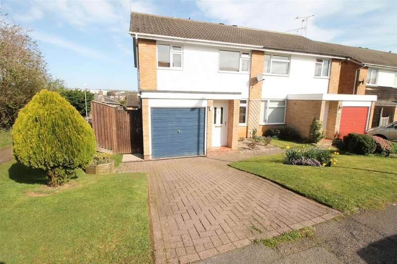 3 Bedrooms House for sale in Grenadier Road, Daventry