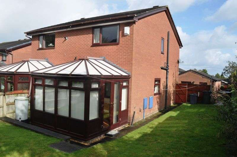 2 Bedrooms Property for sale in Priory Grove, Ormskirk