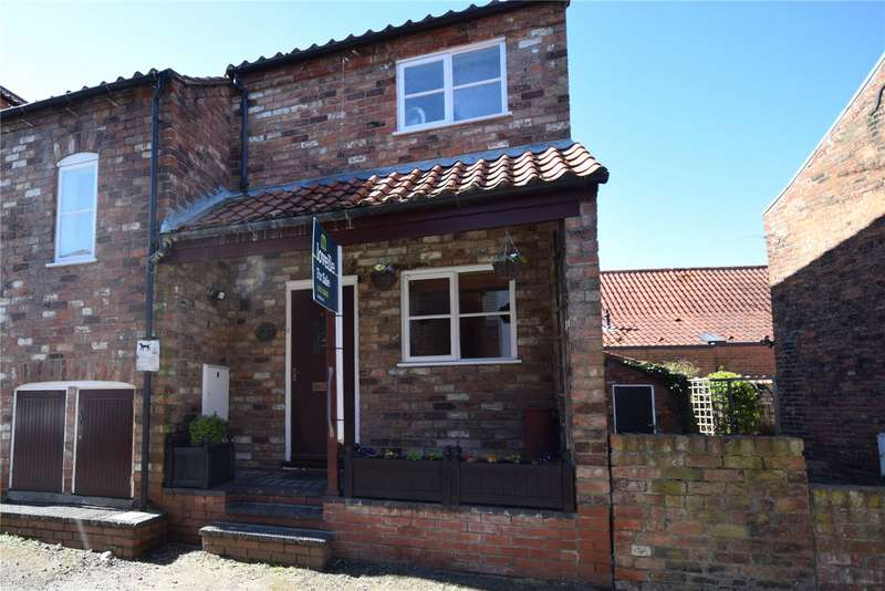 2 Bedrooms House for sale in Spout Yard, Louth, Lincolnshire, LN11
