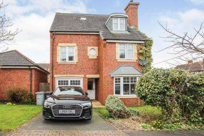 6 Bedrooms Detached House for sale in Bowline Close, Malkins Bank, Sandbach, Cheshire