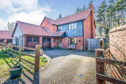 4 Bedrooms Detached House for sale in Shadingfield, Beccles, Suffolk