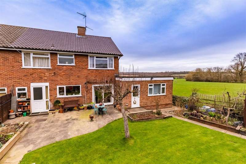 4 Bedrooms Semi Detached House for sale in Longfields, Ongar