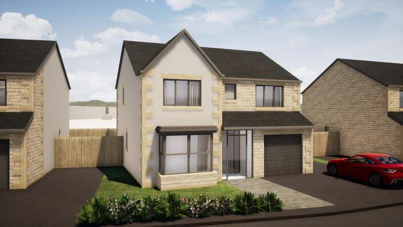 4 Bedrooms Detached House for sale in Plot 12, 9 Felstead View, Bentham