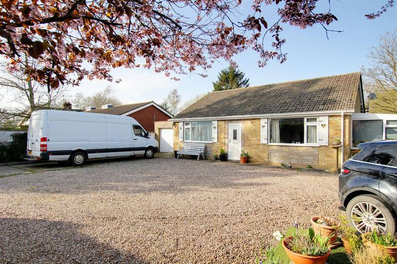 2 Bedrooms Detached Bungalow for sale in Main Road, Maltby Le Marsh, Alford