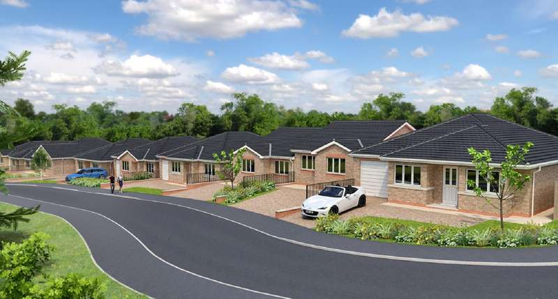 3 Bedrooms Property for sale in Burntwood, Loggerheads