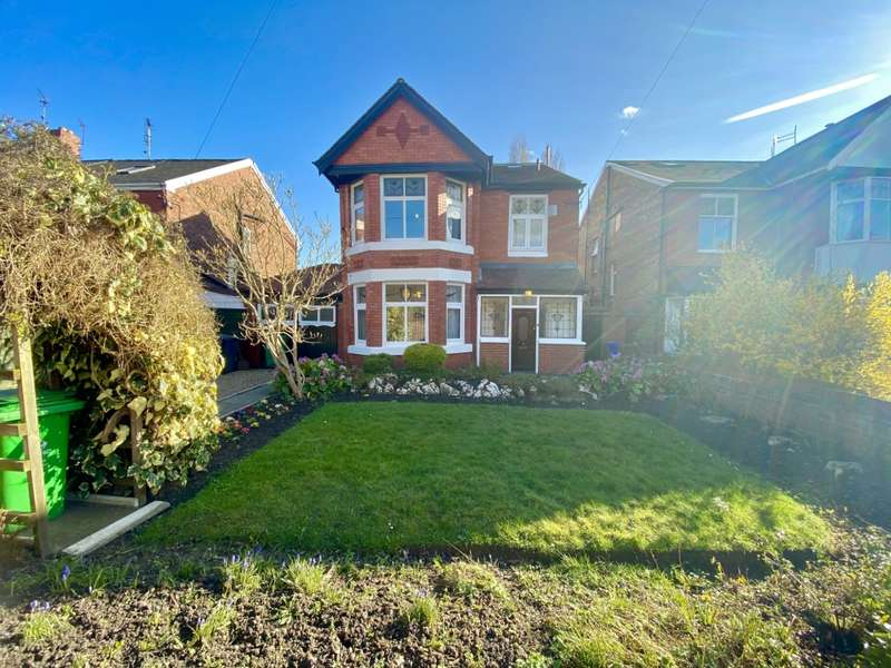 5 Bedrooms Detached House for rent in Manley Road, Manchester, M16