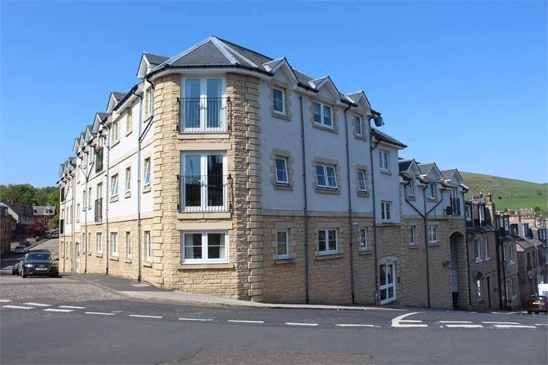 4 Bedrooms Flat for sale in Thistle Court, Stanley Street, GALASHIELS, Scottish Borders