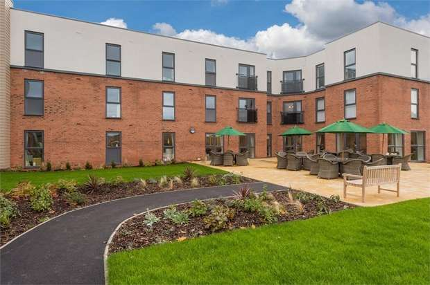 1 Bedroom Retirement Property for rent in Elizabeth Place, 32 Trimbush Way, Market Harborough, Leicestershire
