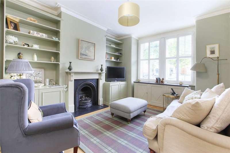 3 Bedrooms Terraced House for sale in Strathville Road, Earlsfield, London, SW18