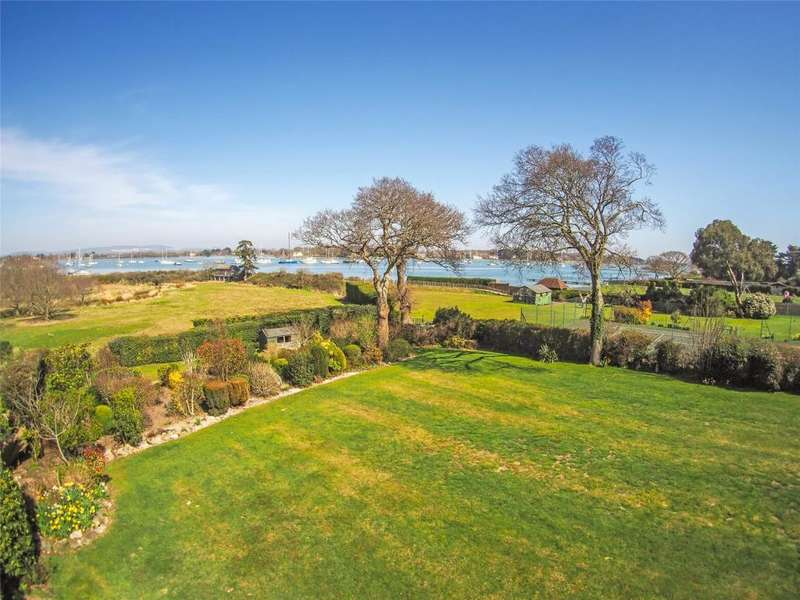 4 Bedrooms Detached House for sale in Spinney Lane, Itchenor, Chichester, West Sussex, PO20