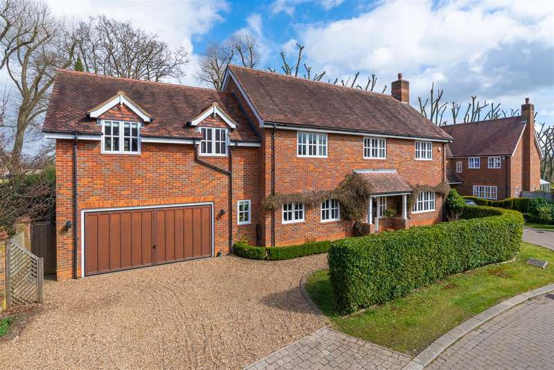 6 Bedrooms Detached House for sale in The Lye, Little Gaddesden, Berkhamsted