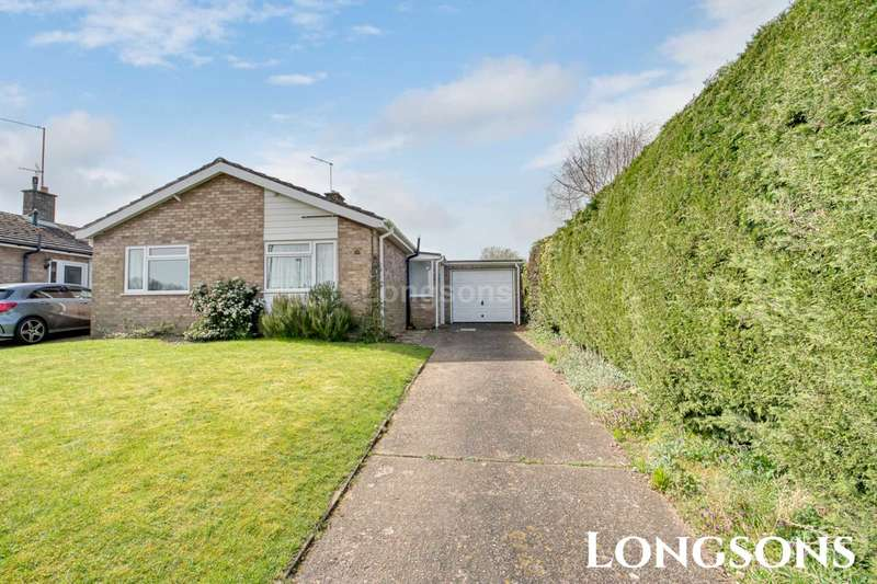 2 Bedrooms Detached Bungalow for sale in Adastral Place, Swaffham