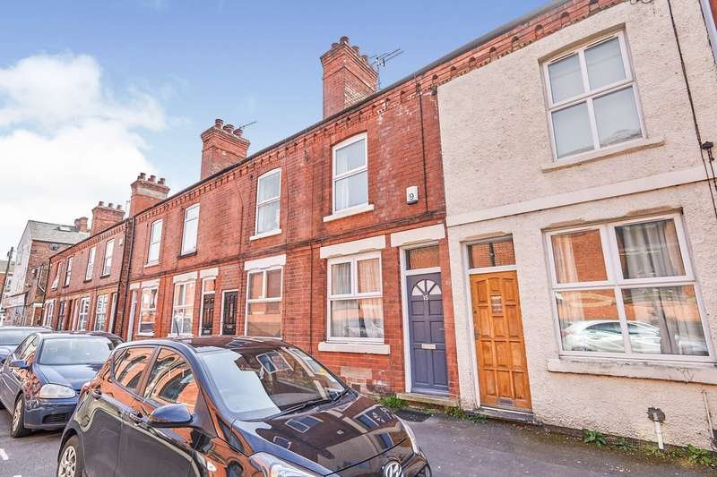 4 Bedrooms Terraced House for rent in Melrose Street, Sherwood