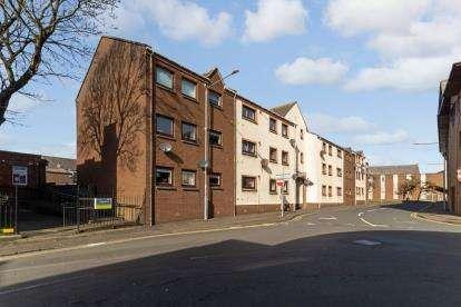 3 Bedrooms Flat for sale in Garden Court, Ayr