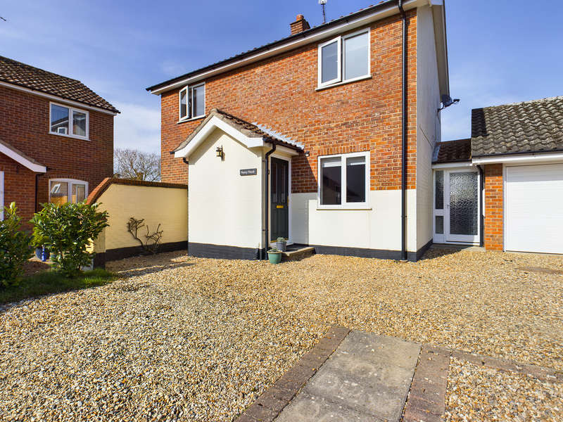 3 Bedrooms Semi Detached House for sale in Tudor Court, Occold