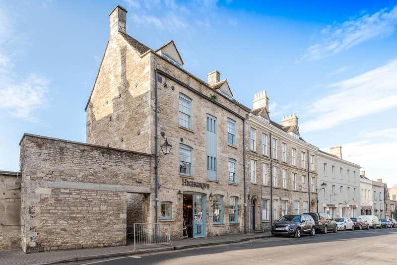 3 Bedrooms Flat for sale in Long Street, Tetbury