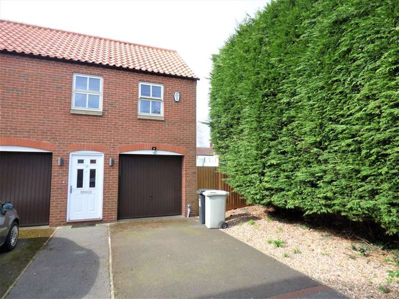 2 Bedrooms Detached House for sale in Bolle Road, Louth, LN11 0GR